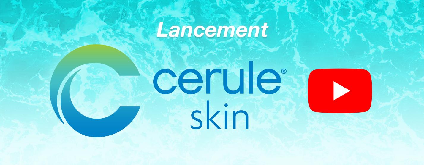 Präsentation von Cerule Skin
